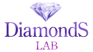 header diamondslab logo