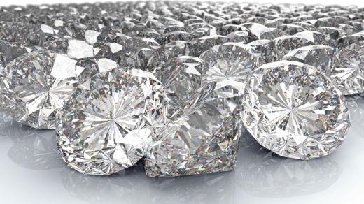 Projekt Procesu Certyfikacji Kimberley oraz System Gwarancji wg Swiatowej Rady Diamentowej (World Diamond Council).