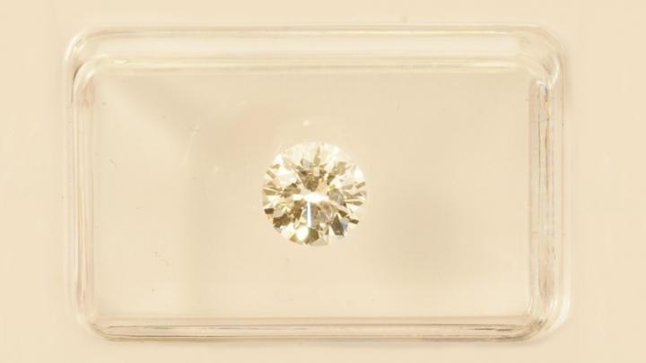 Diament 0.63ct